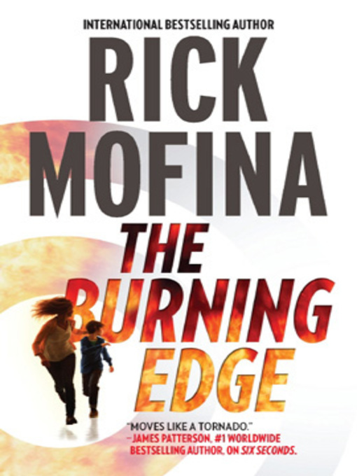 Title details for The Burning Edge by Rick Mofina - Wait list
