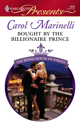 Title details for Bought by the Billionaire Prince by Carol Marinelli - Available