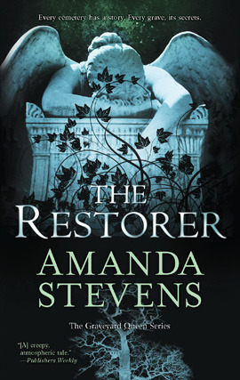 Title details for The Restorer by Amanda Stevens - Available