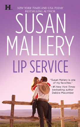 Title details for Lip Service by Susan Mallery - Wait list