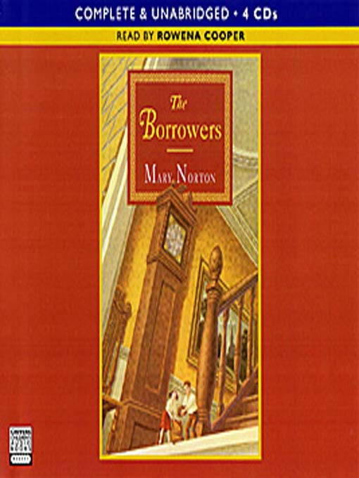 Title details for The Borrowers by Mary Norton - Wait list