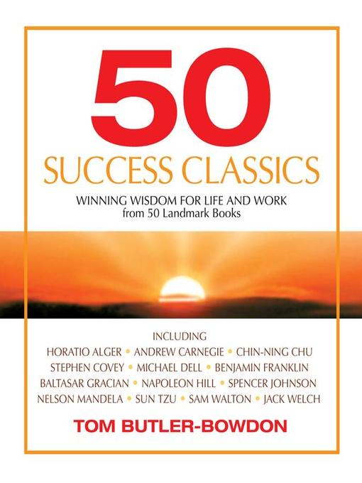 Title details for 50 Success Classics by Tom Butler-Bowdon - Available