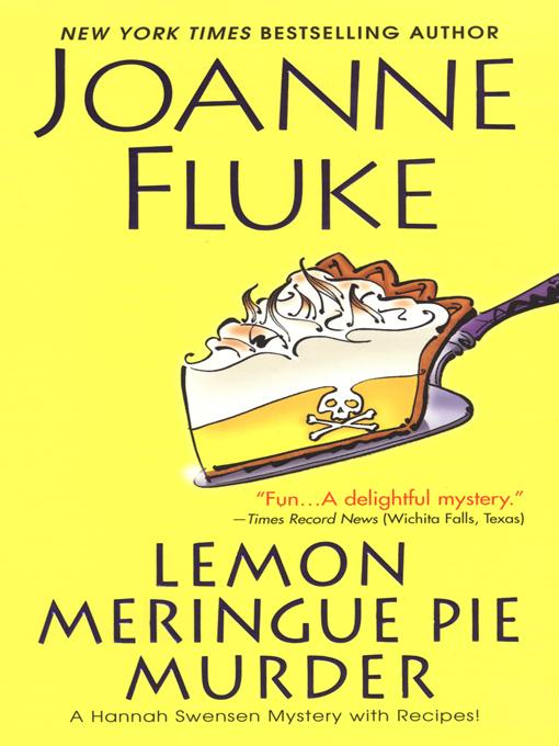 Title details for Lemon Meringue Pie Murder by Joanne Fluke - Available