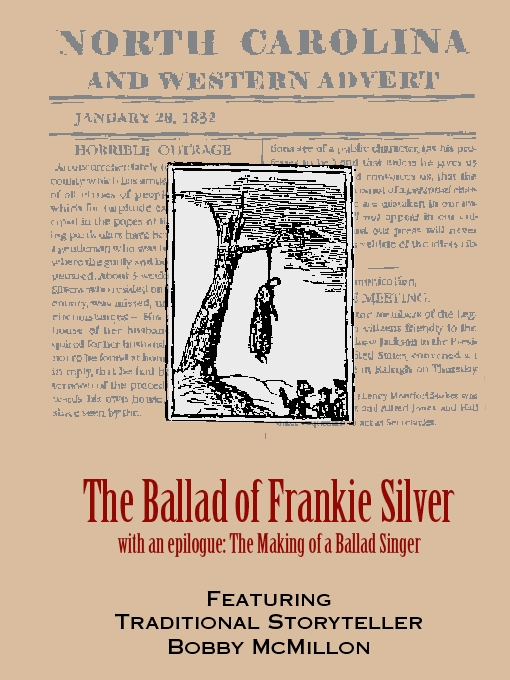 Title details for The Ballad of Frankie Silver by Tom Davenport - Wait list