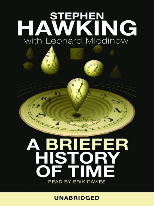 Title details for A Briefer History of Time by Stephen Hawking - Wait list