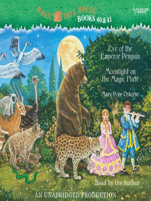 Title details for Magic Tree House, Books 40 & 41 by Mary Pope Osborne - Available