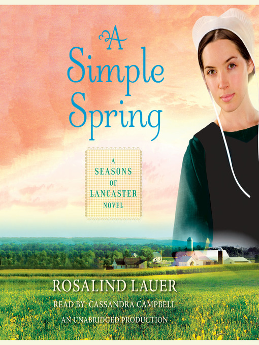 Title details for A Simple Spring by Rosalind Lauer - Available