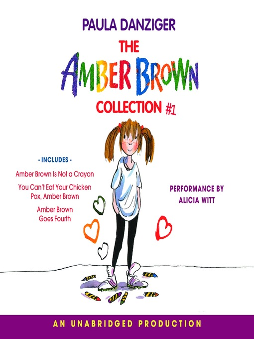 Title details for The Amber Brown Collection I by Paula Danziger - Available
