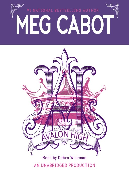 Title details for Avalon High by Meg Cabot - Wait list