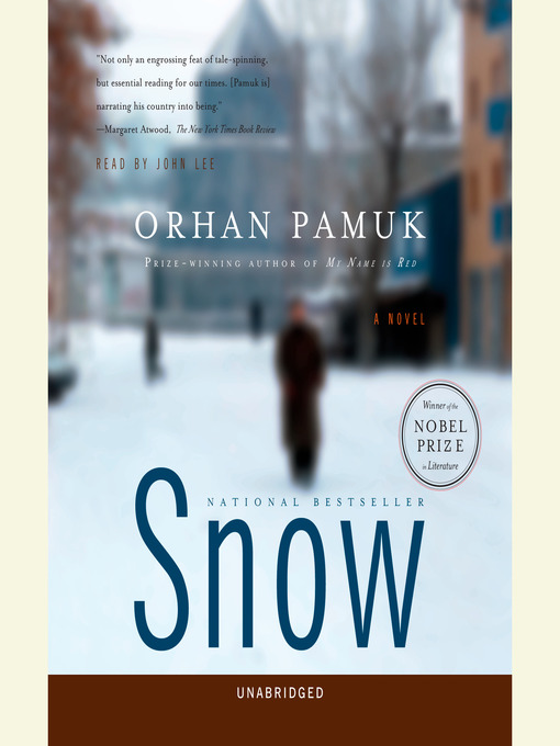 Title details for Snow by Orhan Pamuk - Available