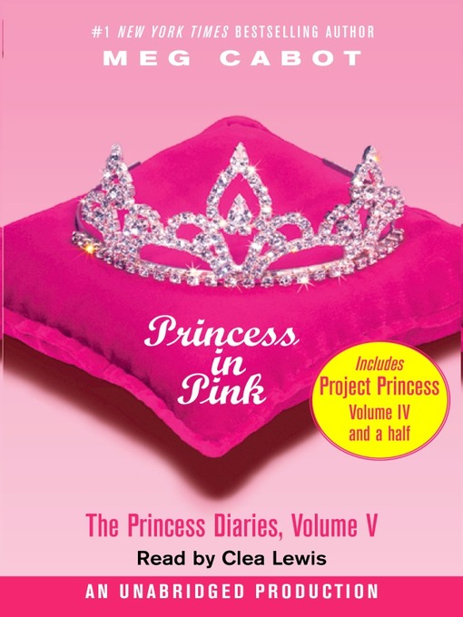 Title details for Princess in Pink by Meg Cabot - Wait list