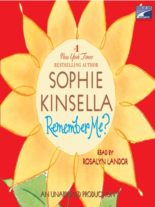 Title details for Remember Me? by Sophie Kinsella - Available