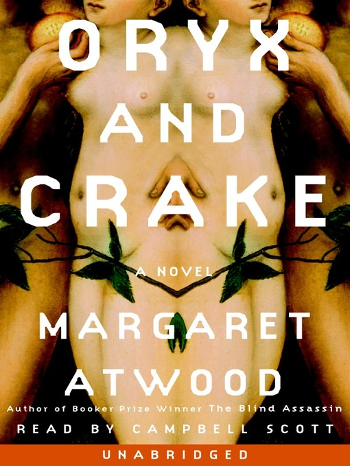 oryx and crake thesis Humanity as history, not science: the reconstruction of culture through crake's misanthropy in margaret atwood's oryx and crake essay by ainslie fowler margaret atwood's novel oryx and crake oscillates between the post-apocalyptic world of snowman and the crakers and the disparate communities of the compounds and the pleeblands atwood's pre-apocalyptic setting is an extreme marriage.