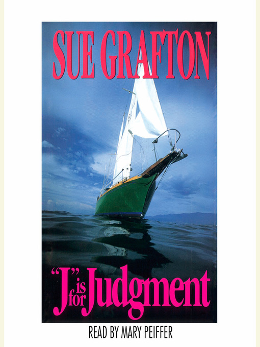 """Title details for """"J"""" is for Judgment by Sue Grafton - Available"""