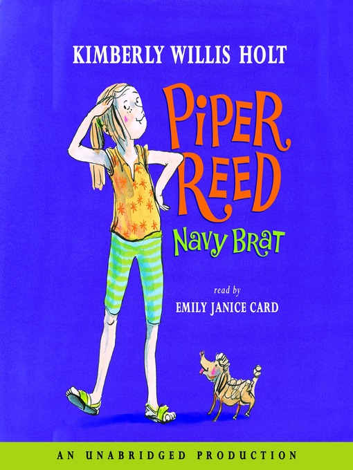 Title details for Piper Reed, Navy Brat by Kimberly Willis Holt - Available