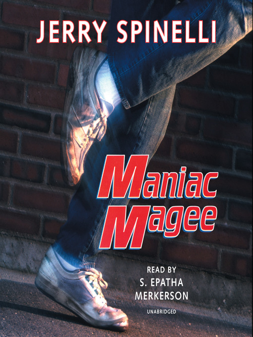 Title details for Maniac Magee by Jerry Spinelli - Wait list