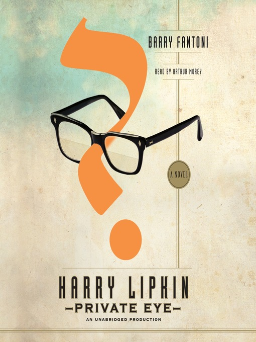 Title details for Harry Lipkin, Private Eye by Barry Fantoni - Available