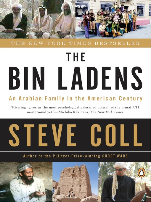 Title details for The Bin Ladens by Steve Coll - Available