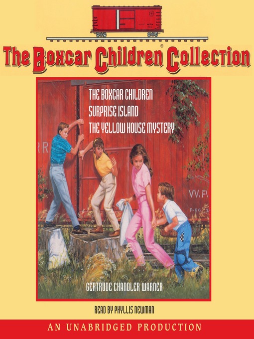 Title details for The Boxcar Children Collection by Gertrude Chandler Warner - Wait list