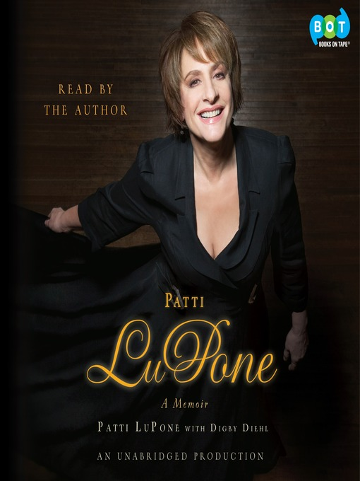 Title details for Patti LuPone by Patti LuPone - Available