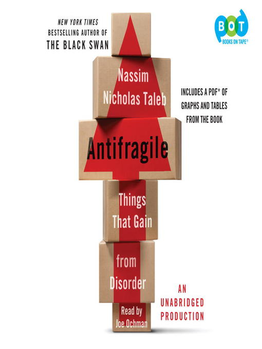 Title details for Antifragile by Nassim Nicholas Taleb - Available