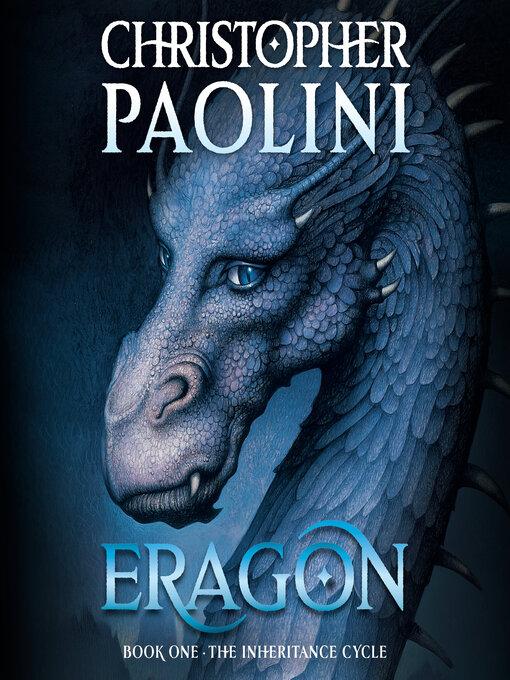 Title details for Eragon by Christopher Paolini - Wait list