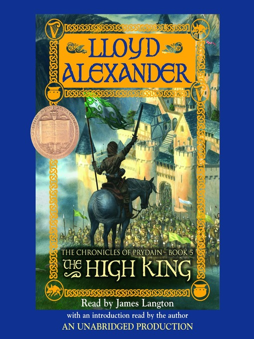 Title details for The High King by Lloyd Alexander - Wait list