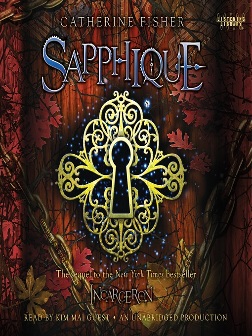 Title details for Sapphique by Catherine Fisher - Wait list
