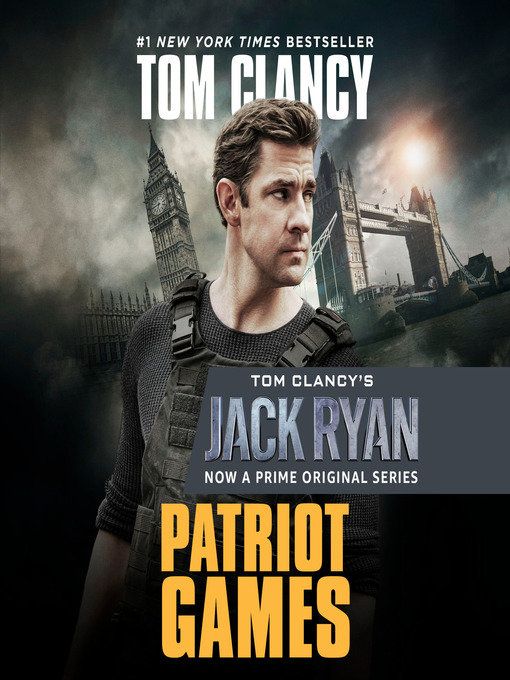 Title details for Patriot Games by Tom Clancy - Available