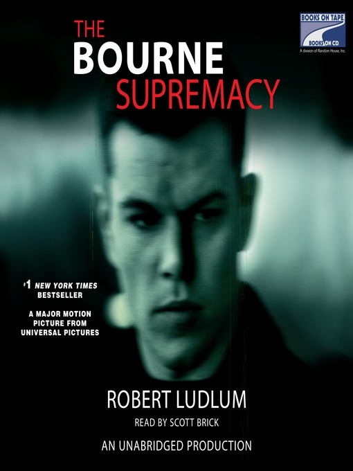 Title details for The Bourne Supremacy by Robert Ludlum - Wait list