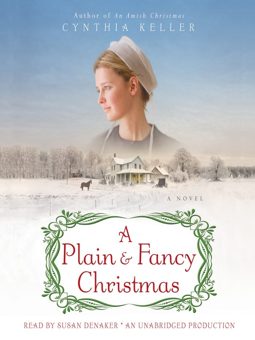 Title details for A Plain & Fancy Christmas by Cynthia Keller - Available