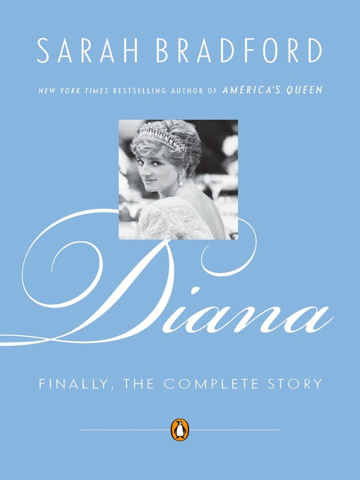 Title details for Diana by Sarah Bradford - Available