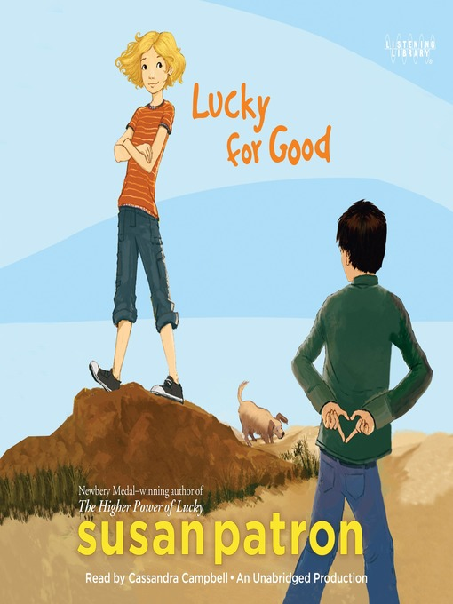 Title details for Lucky for Good by Susan Patron - Available