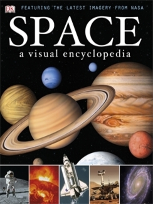 Title details for Space by DK - Available