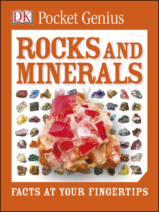 Title details for Rocks and Minerals by DK - Wait list