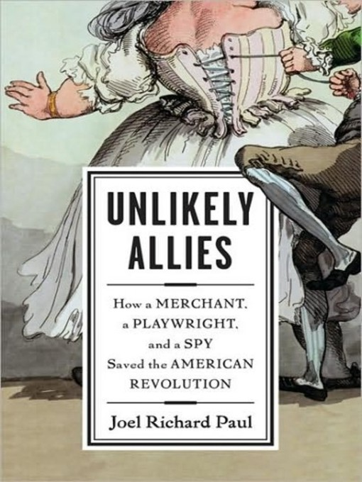 Title details for Unlikely Allies by Joel Richard Paul - Available