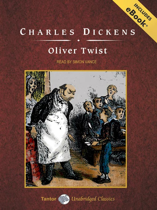 Title details for Oliver Twist by Charles Dickens - Wait list