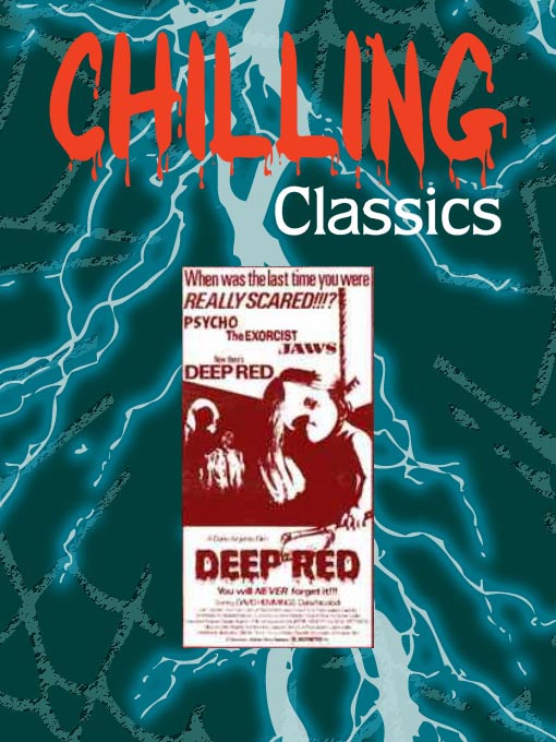 Title details for Deep Red by Dario Argento - Wait list