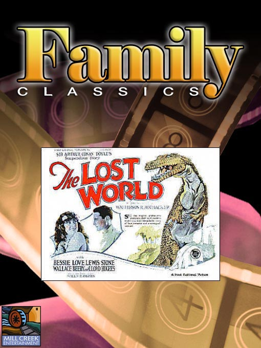 Title details for The Lost World by Harry O. Hoyt - Wait list