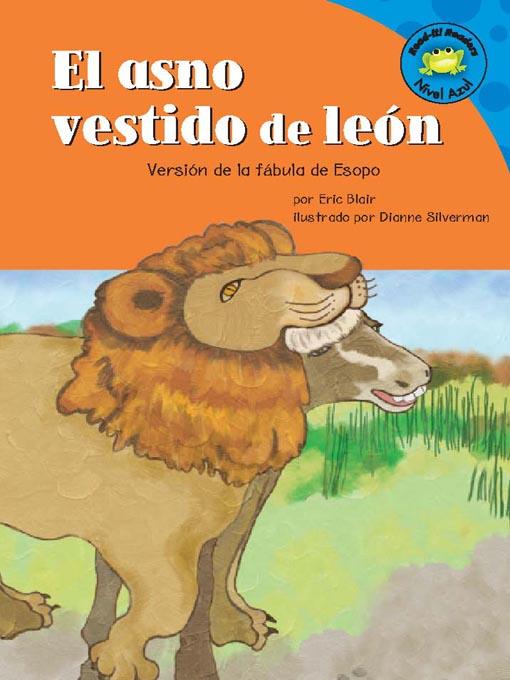 Title details for El asno vestido de león by Eric Blair - Available