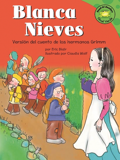 Title details for Blanca Nieves by Eric Blair - Available