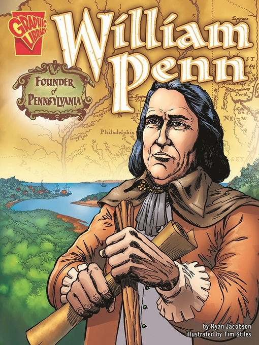 Title details for William Penn by Ryan Jacobson - Available