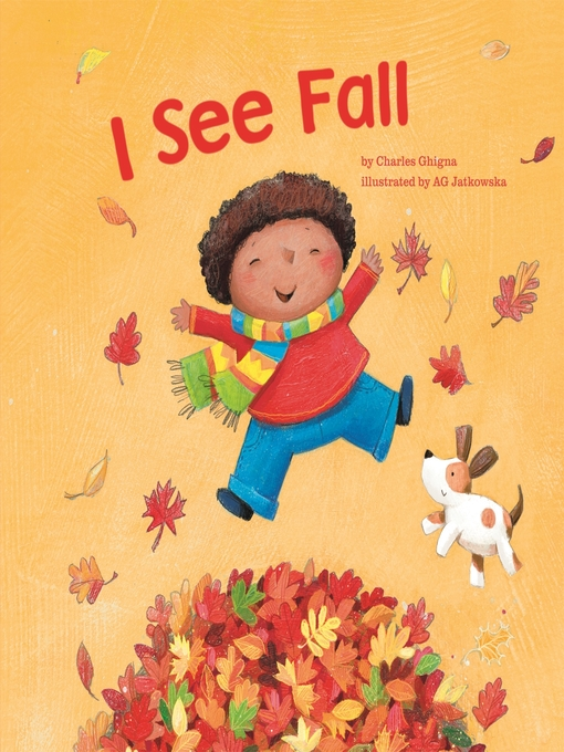 Title details for I See Fall by Charles Ghigna - Available