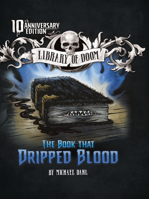 Title details for The Book That Dripped Blood by Michael Dahl - Available