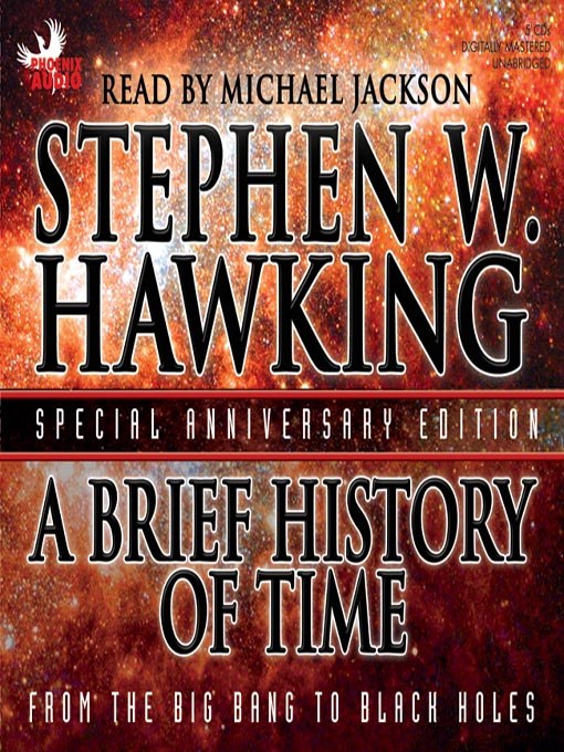 Title details for A Brief History of Time by Stephen W. Hawking - Wait list