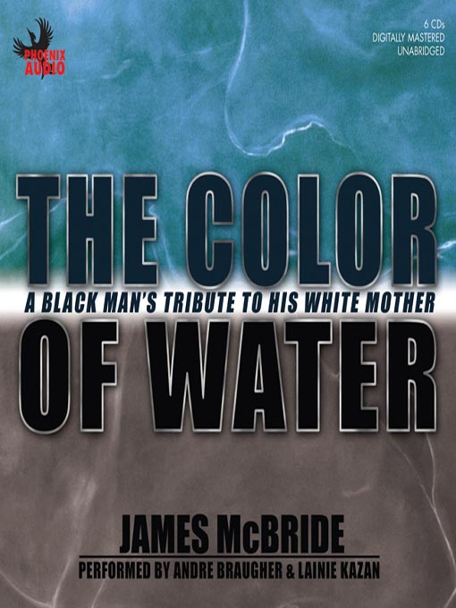 Title details for The Color of Water by James McBride - Available
