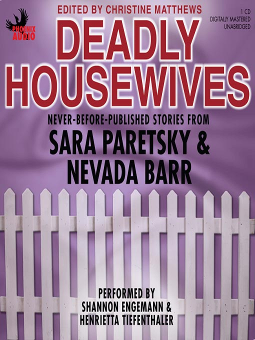 Title details for Deadly Housewives by Sara Paretsky - Wait list
