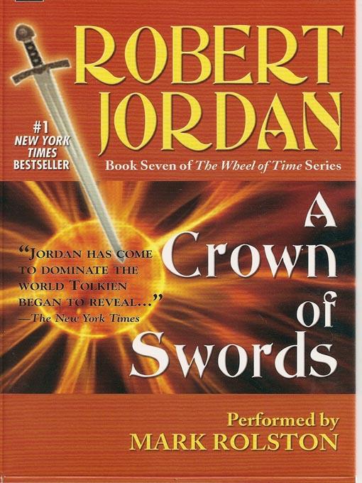 Title details for A Crown of Swords by Robert Jordan - Wait list