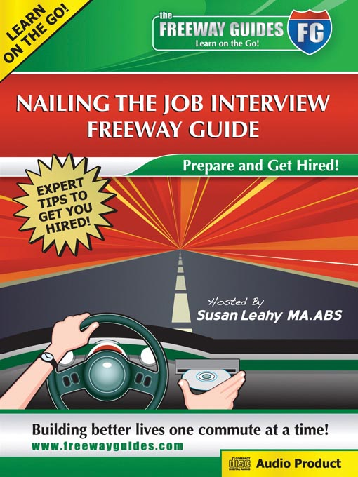 Title details for Nailing the Job Interview by Susan Leahy, M.A. ABS - Available