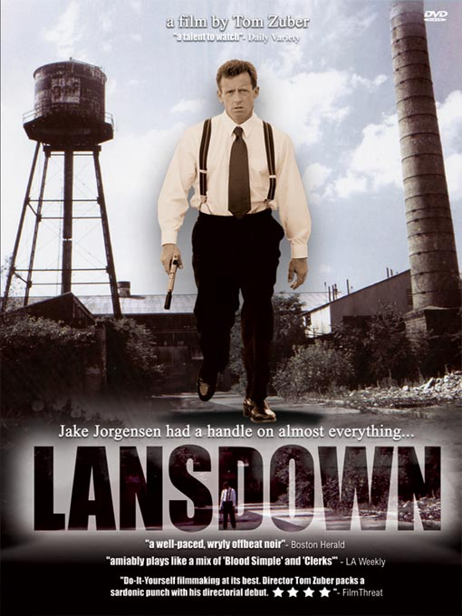 Title details for Lansdown by Tom Zuber - Wait list